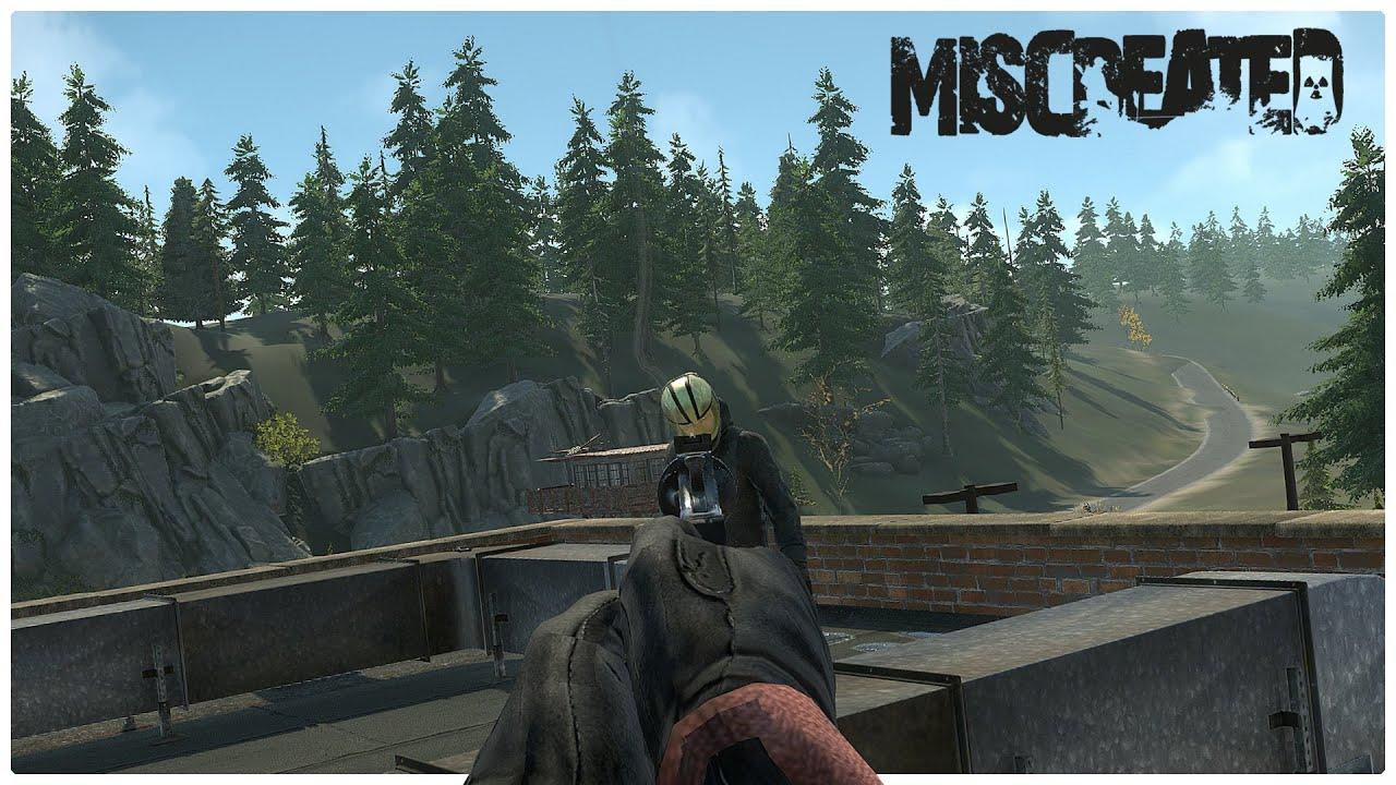 Miscreated Airfield Bandit Killer Youtube