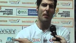 09-10-2011: Intervista ad Enzo Di Manno nel post NewMater-CheBanca! Milano