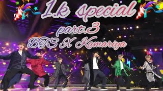 BTS fmv~Kamariya(mitron)😎😉           1k special (part.3)🎊🎊