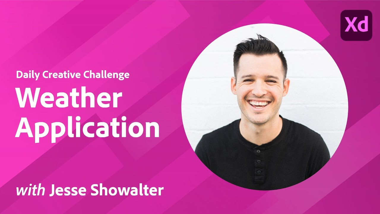 XD Daily Creative Challenge - Weather Application