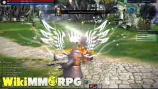 Tera Gameplay FR   Découverte du jeu   Un MMORPG F2P Incroyable !