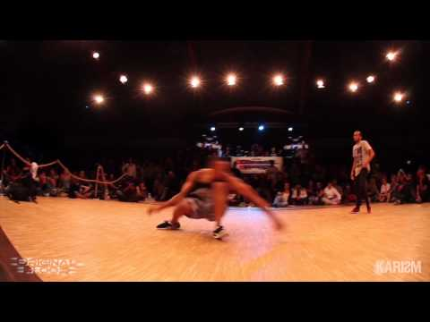 Battle Cergy Original Floor - Super Finale Break - Morris(Fallen kings) Vs Lilou(Pockemon)-Karism