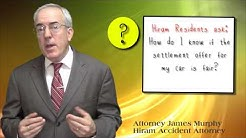 Is the Insurance Company's Offer on My Car's Property Damage Fair? - Hiram GA Accident Attorney