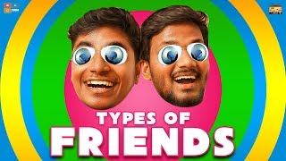 Types of Friends  || Narikootam || Tamada Media