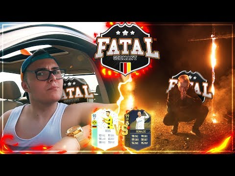 FIFA 18: F8TAL GERMANY GamerBrother vs NoHandGaming 🔥🔥 Gruppenspiel #02