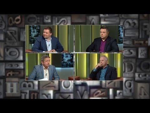 Sajtóklub 2019-03-11 - ECHO TV