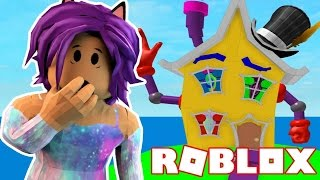 Das Crazy Fun House Obby On Roblox!