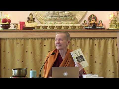 07 Green Tara Retreat: The Conventional Existence of Tara 07-06-20