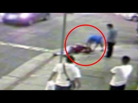 Criminales casi le arrancan la vida a un hombre a machetazos