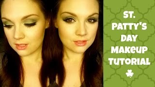 St.Patrick's Day Makeup Tutorial Thumbnail