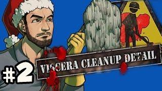 BURN IT ALL - Viscera Cleanup Detail Santa