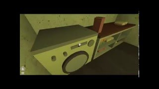 Roblox Play Through:Confined