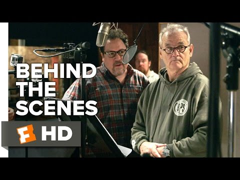 The Jungle Book Behind the Scenes - Starts with the Cast (2016) - Bill Murray Movie