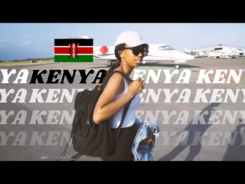 TRAVELLING TO KENYA