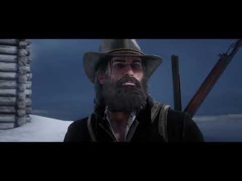 Red Dead Redemption 2: On Vange Arthur Morgane