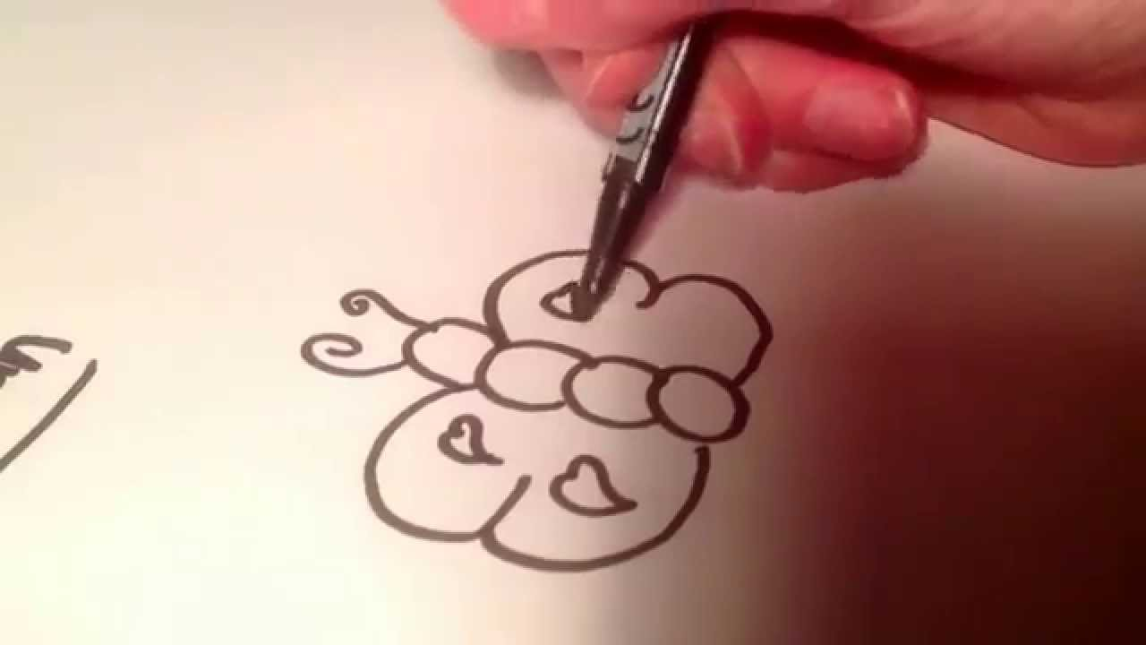 Zeer Vlinder tekenen - YouTube #YQ12