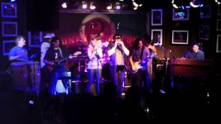 "Bluestone w Liz Sharp ""Living With The Blues"" The Funky Biscuit, 11-22-2015"
