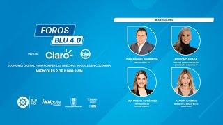 Economía digital para romper las brechas sociales en Colombia 2021 - Blu Radio