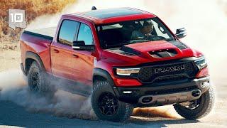 10 Camionetas 4x4 más Potentes del Mundo  Pickups Todoterreno