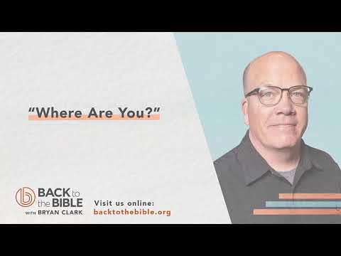 An Unshakable Foundation - Where Are You? - 10 of 25