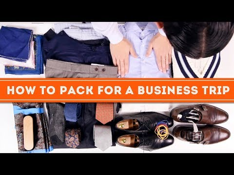 How To Pack A Suitcase Like A Pro For Travel - Pack ing Guid