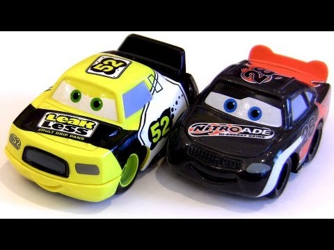 Cars  Nitroade