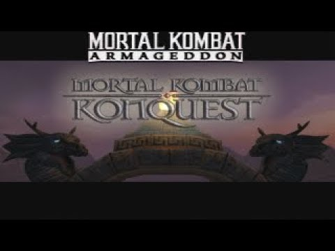 Mortal Kombat Armageddon Konquest Part 1