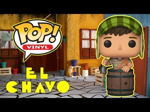 Funko Pop El Chavo Del Ocho Unboxing Youtube