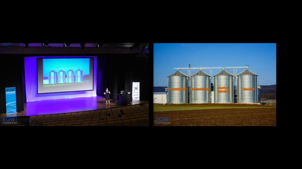 YOW! 2014 Eva Andreasson - Solving Real and Big (Data