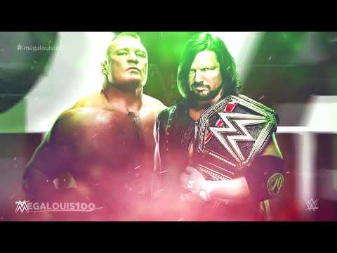 WWE Greatest Royal Rumble 2018 Official Theme Song -
