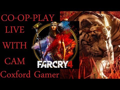 Farcry 4 co-op  Live with Cam Replay Gameplay.