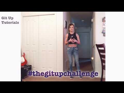 How to do The Git Up Dance  Tutorial