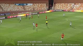 #بطولة_إتصالات_المغرب|د.19| نهضة بركان 2-0 شباب الريف الحسيمي هدف لابا كودجو في الدقيقة 74.
