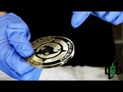 How to Clean Silver Coins, Rounds, Bars - Remove Tarnish