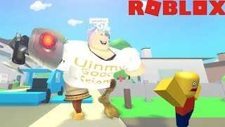Roblox | Fatty Ming stand back! | MinhMaMa | EAT or DIE