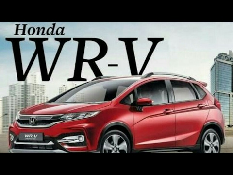 Honda WR-V launched in India