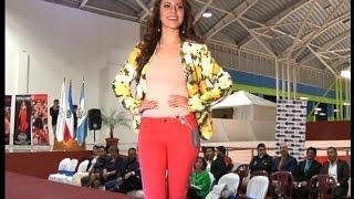 Presentación Señorita Quetzaltenango