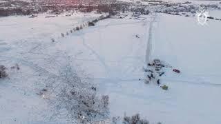 Крушение самолета Москва - Орск: видео СК РФ