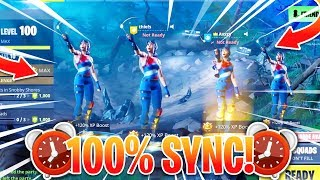 *NEW* FORTNITE SPARKLER EMOTE IN 100% SYNC! + OTHER LEAKED EMOTES!
