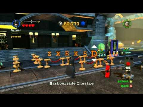 LEGO Batman 2 - Cheat Codes