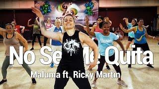 No Se Me Quita - Maluma ft. Ricky Martin - Dance l ChakaboomFitness (Coreografía Oficial)