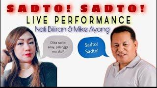 Sadto Sadto (Di ba palangga mo ako? ) - Nati Biliran & Mike Ayong