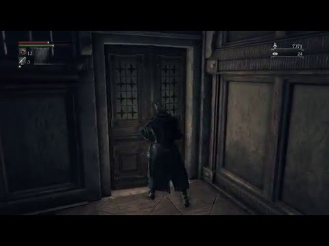 Bloodborne Funny Jumpscare! FUCK THIS GAME!