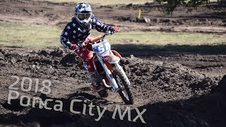 Gambar cover 2018 Ponca City MX | THE MOTOPLAYGROUND RACE Highlights