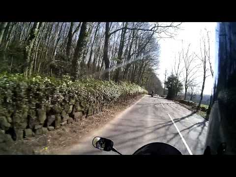 Manifold Valley Part 2 & Ride Past Alton Towers