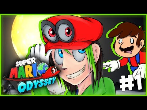 NOT HIS HAT!   SUPER MARIO ODYSSEY #1   DAGames