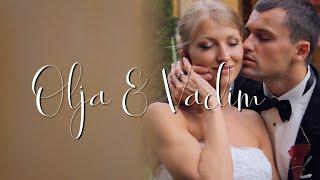 Hochzeitsvideo Olga & Vadim /Ukrainische Hochzeit 2016
