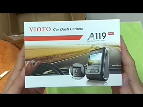 Unboxing Viofo A119 Pro (Malaysia)