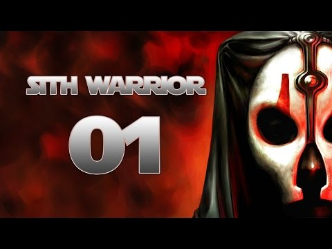 Sith Warrior - Part 1 (OVERSEER TREMEL - Star Wars: The Old Republic SWTOR Let's Play Gameplay)