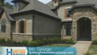 Louisville's Best New Homes - Building Performance/Joe Kroll Homearama Energy Star House